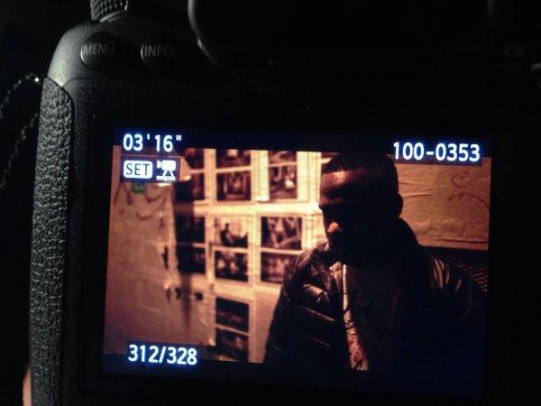 Le tournage du clip l'addition touche a sa fin réalisé par Sho'r Eze produit par El Gaouli avec Wira Blackviking en guest star y a plus qu'attendre !