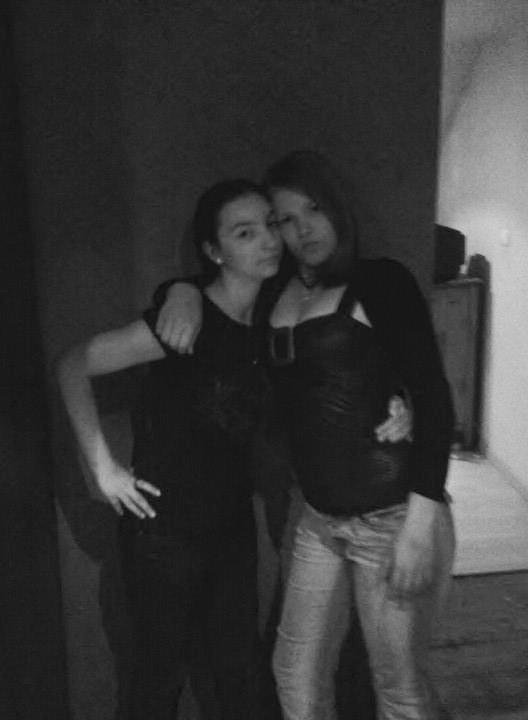 moi et ma soeur que j aime