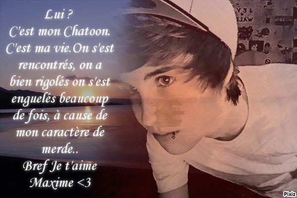 Maxime..