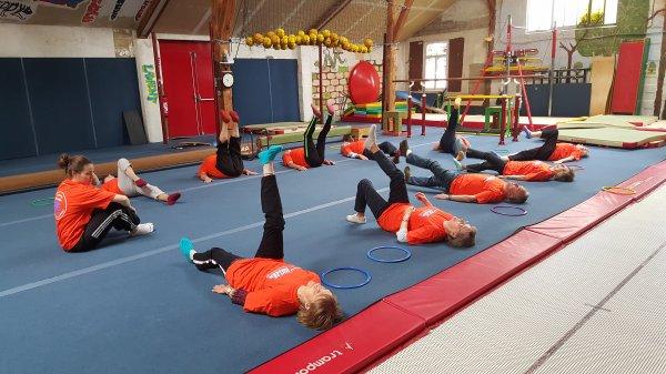 Atelier activité physique adaptée