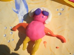 Atelier création  pour les enfants