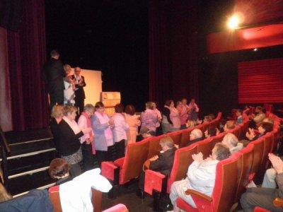 Journée prévention cancer   théâtre ou conférence