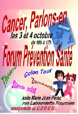 journée prévention      2014