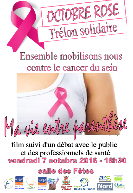 Journée prévention cancer   conférence -film  - témoignages