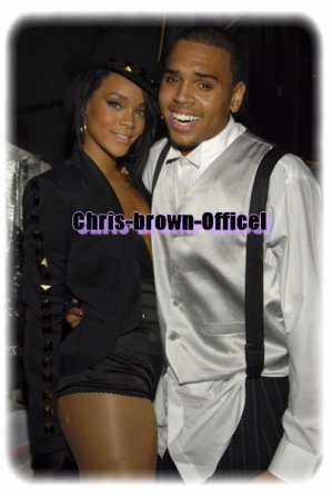CHRiiS BROWN & RiiHANNA ♥