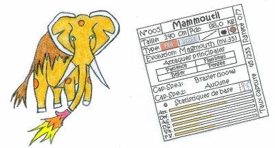 Elephoton, Mammoutil, Magmouth