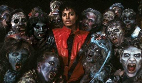Se que la presse dit de Thriller