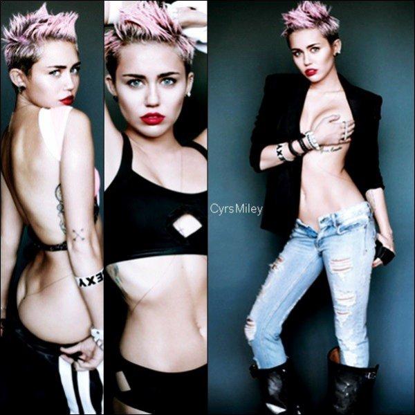 Le 30/04/2013 Miley à été vue a une station essence à Sutdio City .