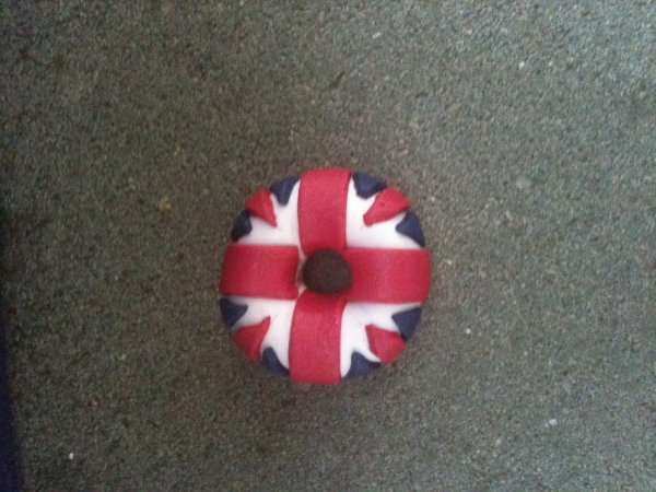 le donut anglais