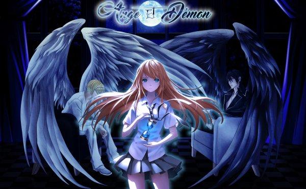 Ange et démon: Chapitre 8