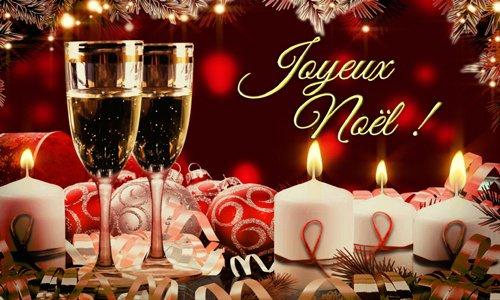 Joyeux noël et bonnes fêtes de fin d'année à tous