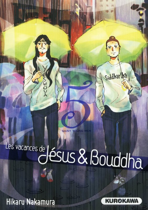 Les vacances de Jésus & Bouddha