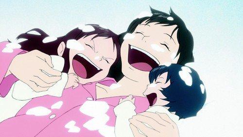 Ame & Yuki, les enfants loups