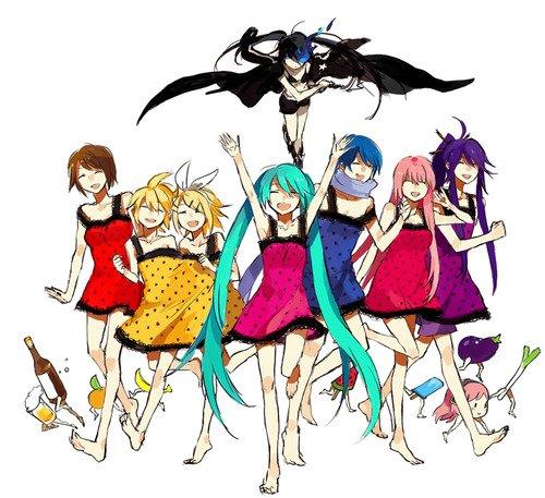 Vocaloid XD