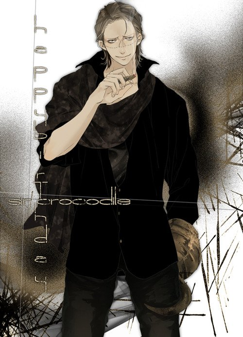 Croco-boy :3