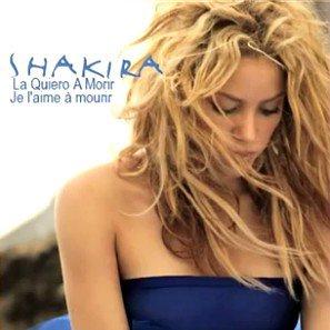 Shakira / Je l'aime a mourir ♪ (2012)