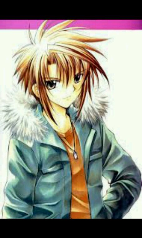 Personnage fiction n°1