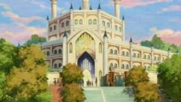 Chapitre 2 fiction 1 : L'Académie Seiyo