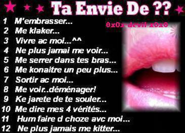<===Diit Moii Ta Des Enviie De===>