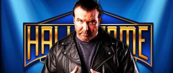 Scott Hall ... Hall of fame 2014