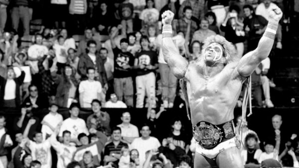 THE LEGEND THE ULTIMATE WARRIOR FINAL DESTINY