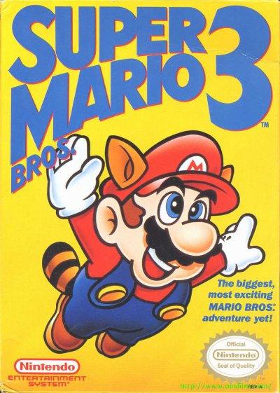 Super Mario Bros 3 (Nintendo NES)