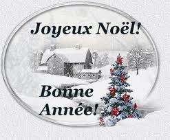 Joyeuses fêtes à tous mes amis(es) !!!!!!!
