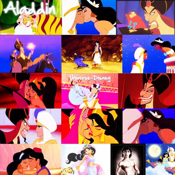 fiche: Aladdin