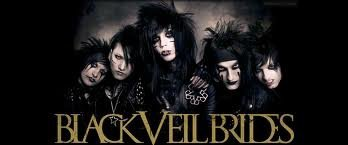 les BLACK VEIL BRIDES <33333