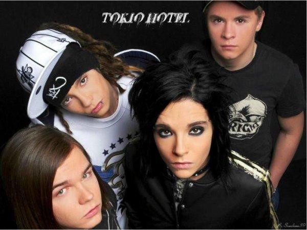 Tokio Hotel !<3