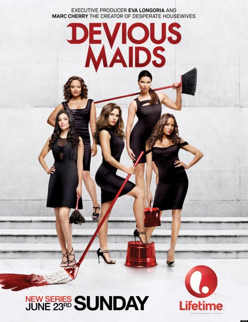 Devious maids: Saison 1