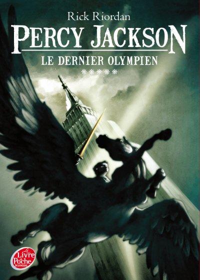 Percy Jackson: Le Dernier Olympien
