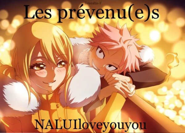 ~Les•Prévenu(e)s~
