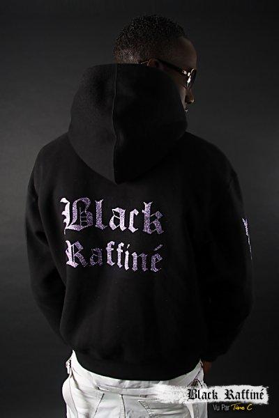 Black Raffiné Veste