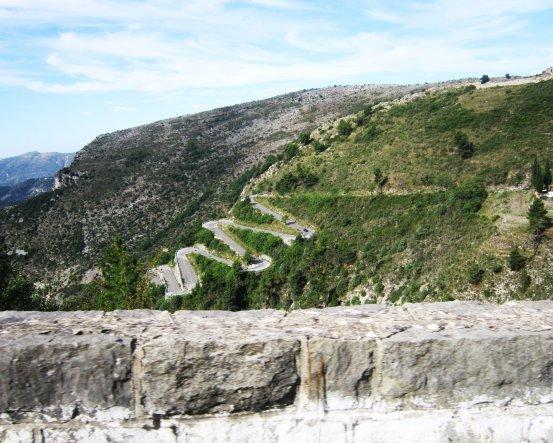 Les routes de l'Italie