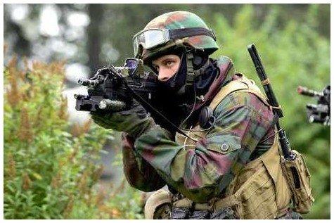 l'armée plus qu'un rêve