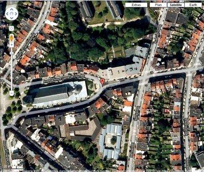 Maison hantée à Jette, Bruxelles
