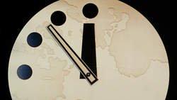 La Pendule de l'apocalypse avancée d'une minute