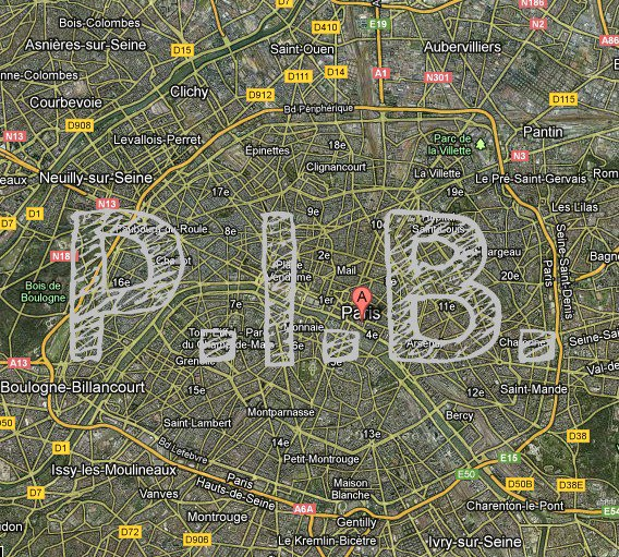 Chasseurs de fantomes belges à Paris
