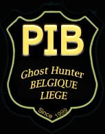 Ghosthunter Belgique P.I.B.... Présentation équipe de Liège