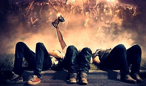 Ne marchons pas sur l'herbe, fumons la. †