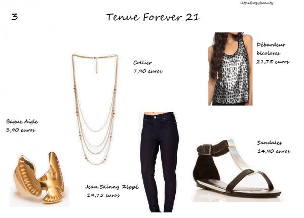 Tenue Forever 21