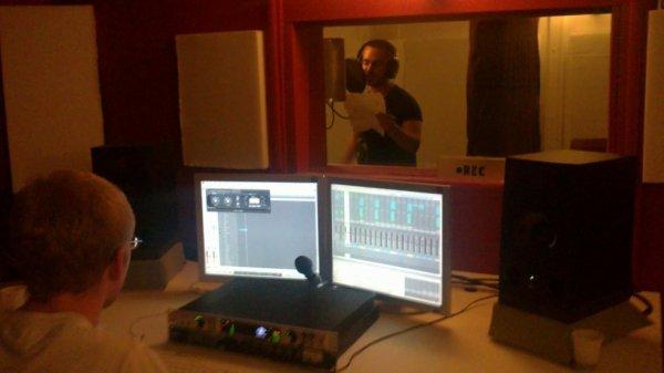Au studio LPM