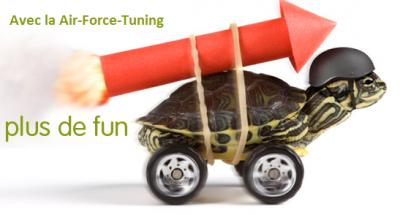 Le fun a la Air-force-tuning