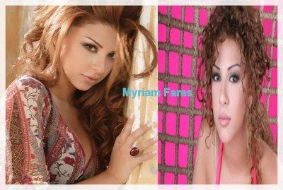 La Belle Myriam Fares