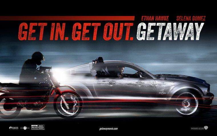 """Posters de """"Getaway"""""""