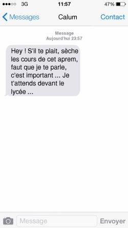 ❤ Chapitre 3 ❤