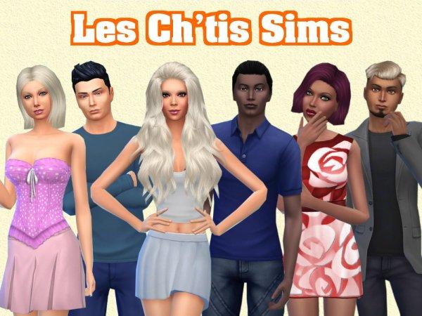 Les Ch'tis Sims