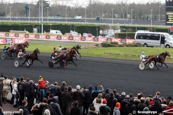 dimanche 15 février 2015 - vincennes trot attelé 18 chevaux  résultat 4 17 8 5 7