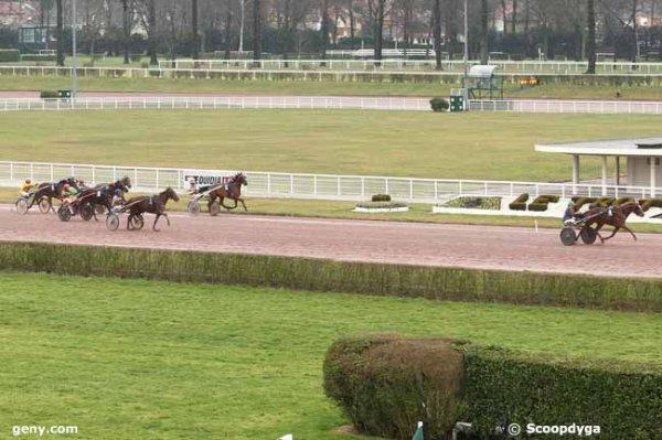vendredi 20 fevrier 2015 - enghien trot attelé 15 chevaux le prix gallus résultat 4 1 14 2 8